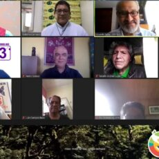 Huánuco: aspirantes al congreso expusieron sus propuestas a favor de la Amazonía y los bosques tropicales