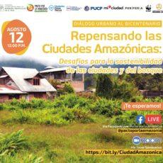 Repensando las ciudades amazónicas: Desafíos para la sostenibilidad de las ciudades y del bosque